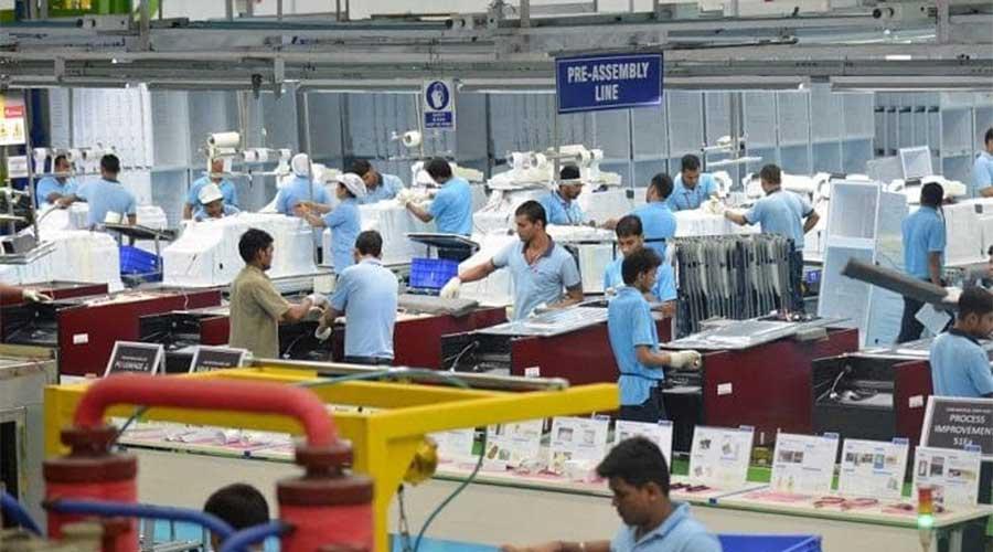 Samsung Pakistan smartphone plant