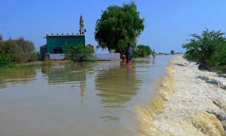 South Asian catastrophic monsoon