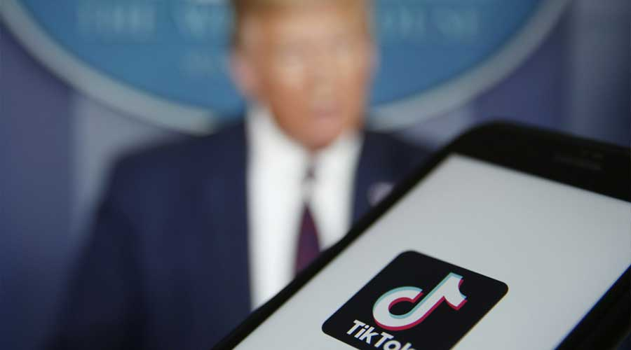 Trump TikTok 90 days deadline