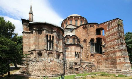 Turkey Chora church mosque