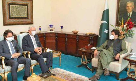 UNGA president Pakistan visit