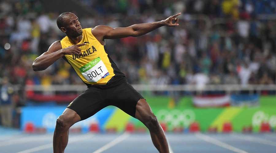 Usain Bolt COVID-19 positive