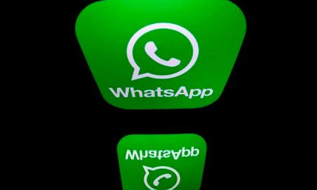 WhatsApp type app