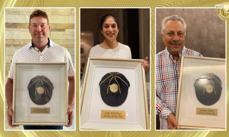 Zaheer Abbas ICC Hall of Fame