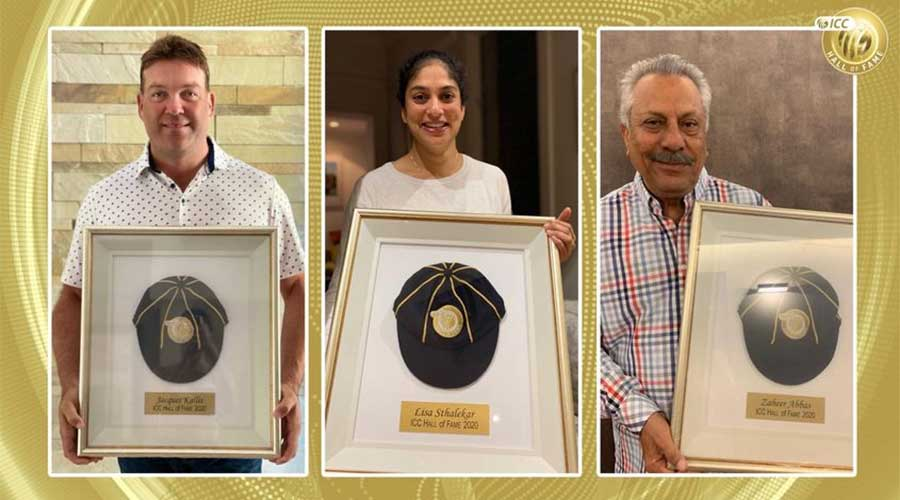 Zaheer Abbas ICC Hall of Fame