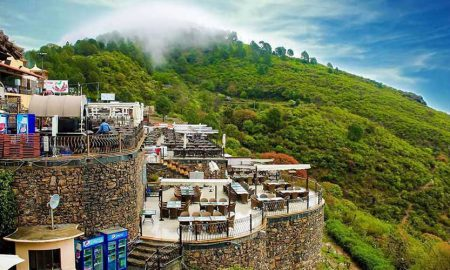 shut down Monal Restaurant