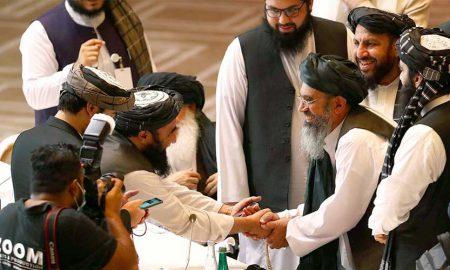 Afghanistan peace talks clash