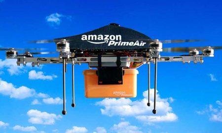 Amazon drone delivery FAA