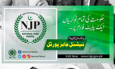 Government National Job Portal
