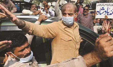 Imran Shehbaz Sharif jail
