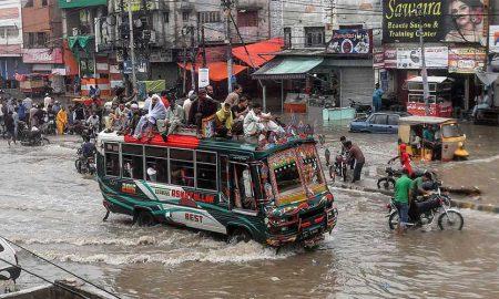 Karachi rain traders loss