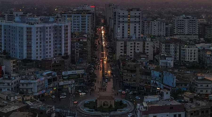 Karachi transformation package