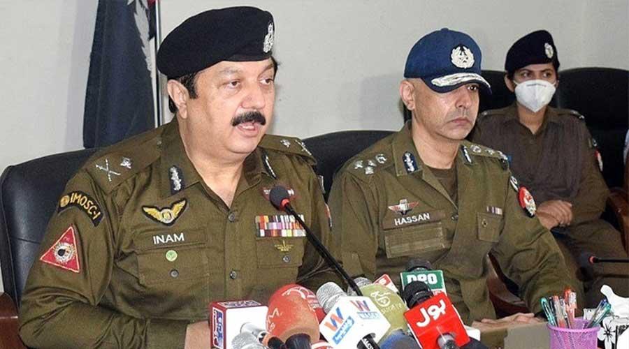 Motorway IGP police rapist