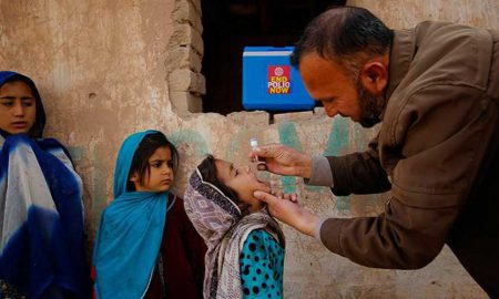 Nationwide polio campaign