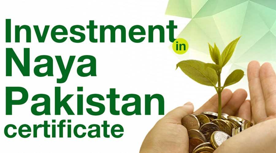 Naya Pakistan certificates