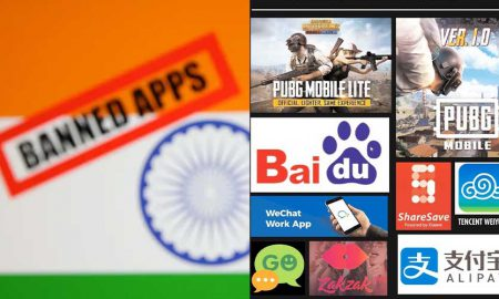 PUBG India Chinese apps