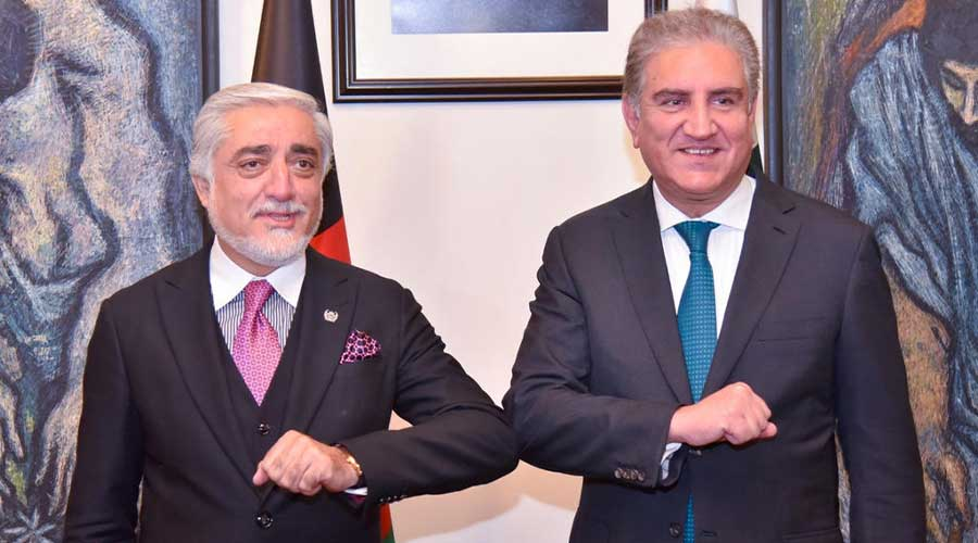 Pakistan Afghanistan Abdullah