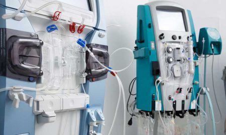 Pakistan bloodless dialysis machine