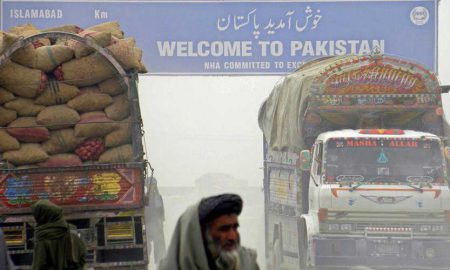 Pakistan border markets