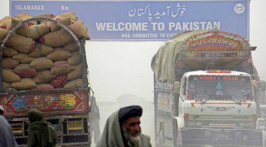Pakistan border markets
