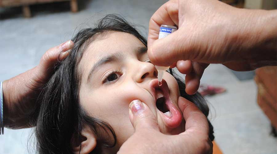 Poliovirus Pakistan