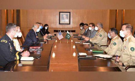 US Pakistan Afghan Peace