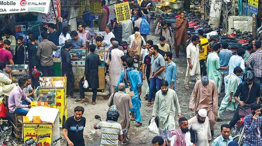 V-shaped economic recovery Pakistan