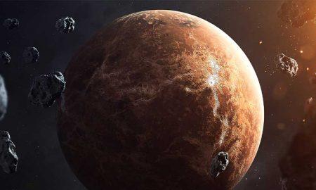 Venus a Russian planet