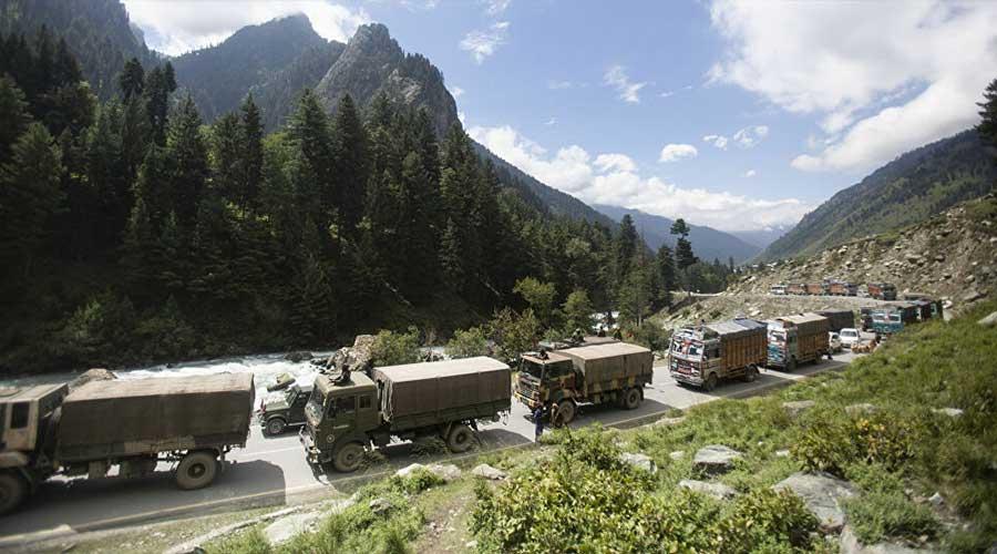 clash in Ladakh China India