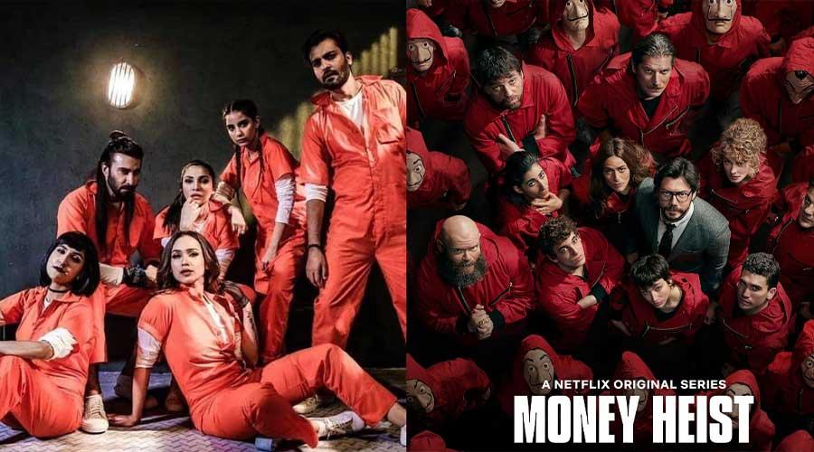 50 Crore Money Heist