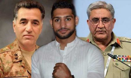 Amir Khan politics