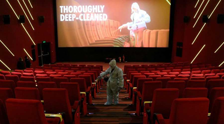 Bollywood cinemas reopen
