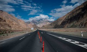 CPEC additional road