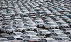 Car Sales Rise