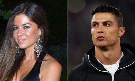 Cristiano Ronaldo Kathryn Mayorga