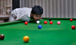 Ikram snooker