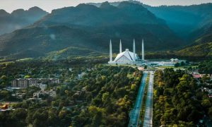 Islamabad healthy city