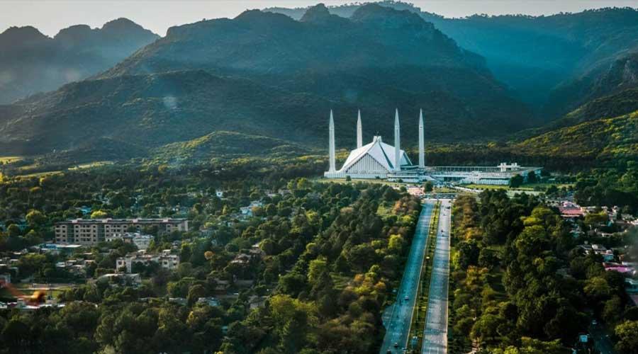 Islamabad healthy city