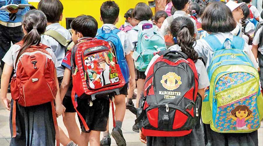 KP School Bags