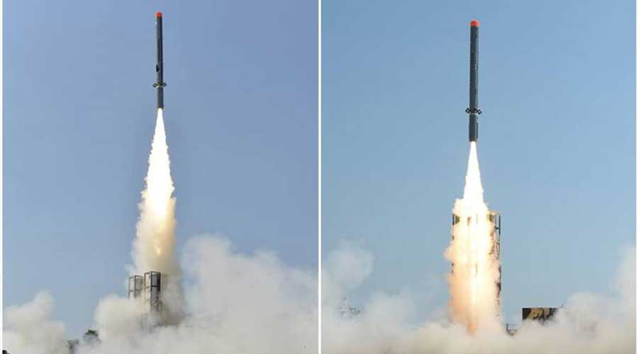 Nirbhay cruise missile
