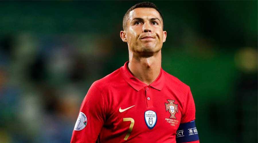 Ronaldo coronavirus
