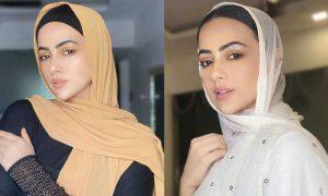 Sana Khan showbiz