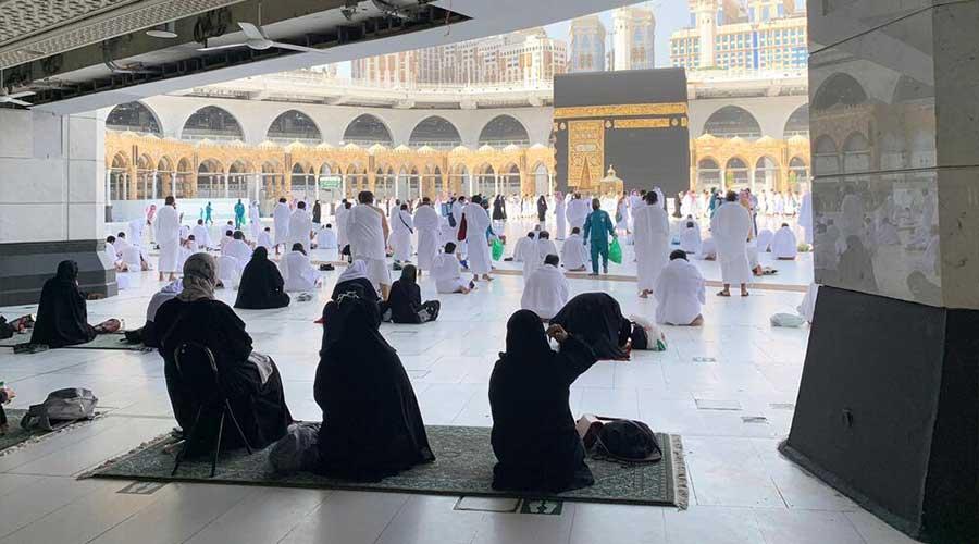Saudi Arabia prayers