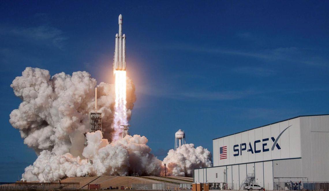 SpaceX Pentagon