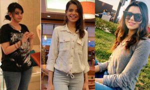 Srha Asghar Weight