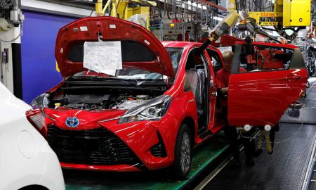 Toyota IMC Increase Production