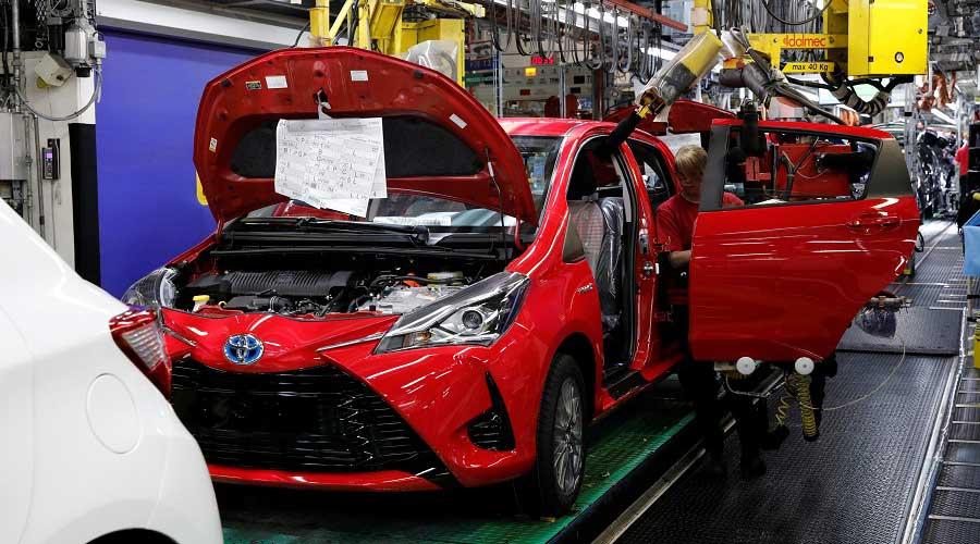 Toyota IMC Increase Production