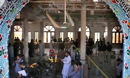 celebrities Peshawar blast