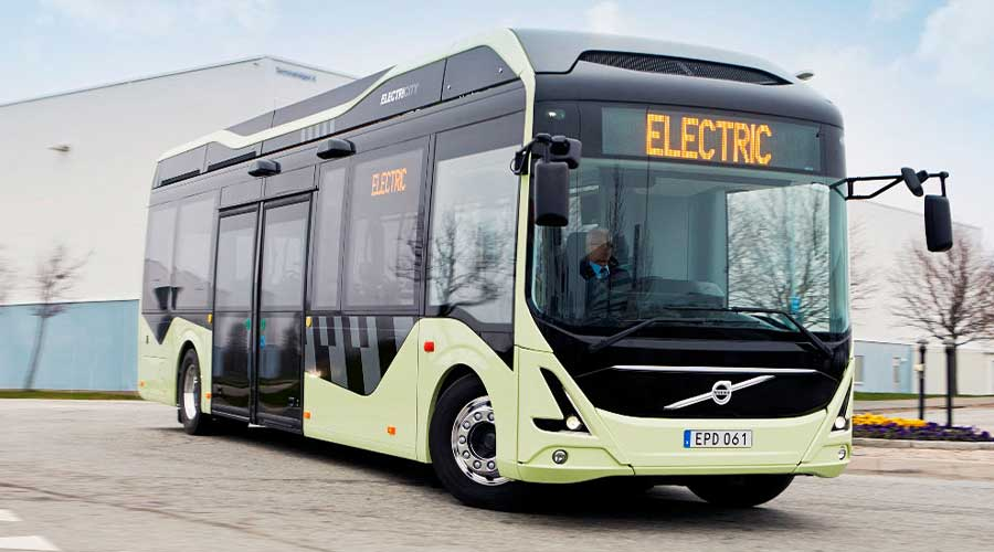 electric buses Pakistan