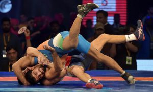 freestyle wrestling league